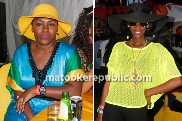 Hats day out: Sylvia Owori or Judith Heard. Who rocked?